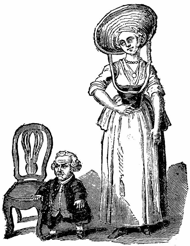 Wybrand Lolkes, the Dutch Dwarf